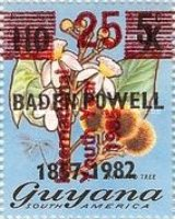 [Issues of 1982 Overprinted