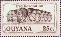[The 150th Anniversary of Abolition of Slavery, Typ ACI]