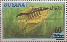[Wildlife Protection - Issue of 1980 Surcharged, Typ AHU3]