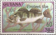 [Wildlife Protection - Issue of 1980 Surcharged, Typ AHU5]