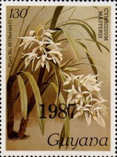 [Orchids - Overprinted, Typ ANO3]