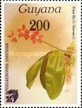 [Orchids - Overprinted, Typ ANP1]