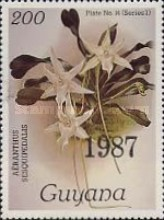 [Orchids - Surcharged, Typ ANV2]