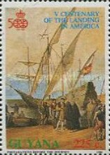 [The 500th Anniversary of the Discovery of America, Typ AOG]