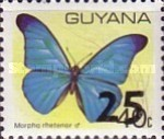 [Various Stamps Surcharged, Typ AOJ]