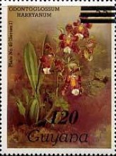 [Orchids - Various Stamps Surcharged, Typ AOY14]