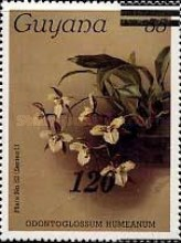 [Orchids - Various Stamps Surcharged, Typ AOY7]