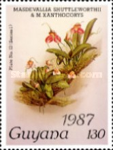 [Orchids - Overprinted or Surcharged, Typ AUC]