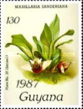 [Orchids - Overprinted or Surcharged, Typ AUD]