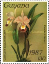 [Orchids - Overprinted or Surcharged, Typ AUE]
