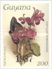 [Orchids - Overprinted, Typ AVB]