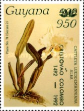 [The 500th Anniversary of Discovery of America 1992 - Overprinted and Surcharged, Typ AWY]