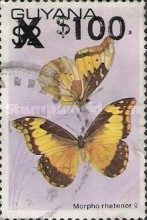 [Various Stamps Surcharged, Typ BVH]