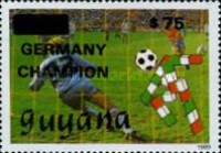 [Winners of Football World Cup - Italy 1990, Typ CMY]