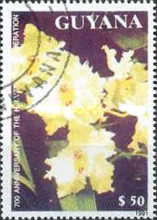 [The 700th Anniversary of the Swiss Federation - Orchids, Typ CQI]