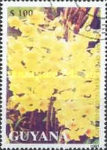 [The 700th Anniversary of the Swiss Federation - Orchids, Typ CQJ]
