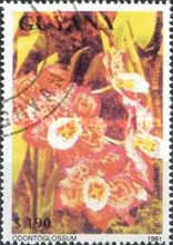 [The 700th Anniversary of the Swiss Federation - Orchids, Typ CQK]