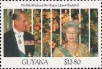 [The 65th Anniversary of the Birth of Queen Elizabeth II, Typ CSL]