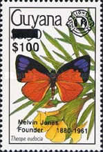 [Charitable Organizations - The 75th Anniversary of Lions International, 1992, Typ CTC]