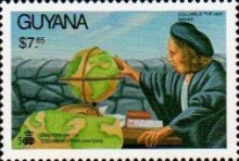 [The 500th Anniversary of Discovery of America by Columbus, Typ CXO]