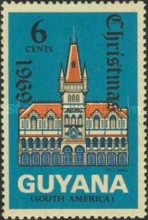 [Christmas - Unissued Stamps Overprinted, Typ CY]