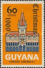 [Christmas - Unissued Stamps Overprinted, Typ CY1]