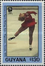 [Winter Olympic Games - Lillehammer, Norway, Typ DPB]
