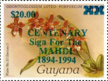 [The 100th Anniversary of the Sign for the Mahdi, Typ DZO]
