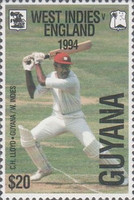 [The 100th Anniversary of First English Cricket Tour to the West Indies, Typ EFE]