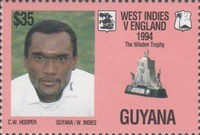 [The 100th Anniversary of First English Cricket Tour to the West Indies, Typ EFF]