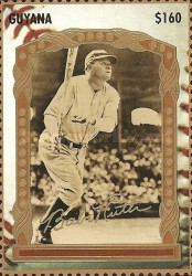 [The 100th Anniversary of the Birth of Babe Ruth, Baseball Player, 1895-1948, Typ ERP]