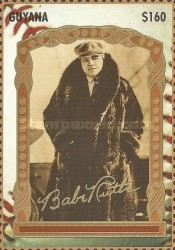 [The 100th Anniversary of the Birth of Babe Ruth, Baseball Player, 1895-1948, Typ ERS]