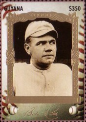 [The 100th Anniversary of the Birth of Babe Ruth, Baseball Player, 1895-1948, Typ ESH]