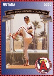 [The 2nd Anniversary of the End of the Active Career of Nolan Ryan, Typ ESN]