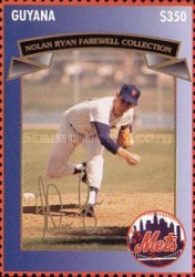 [The 2nd Anniversary of the End of the Active Career of Nolan Ryan, Typ ESQ]