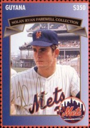 [The 2nd Anniversary of the End of the Active Career of Nolan Ryan, Typ ESV]