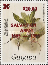 [The 100th Anniversary of Salvation Army, Typ EVE]