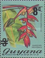 [Issue of 1971 Surcharged 8c, Typ FD]