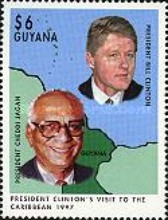[Visit of U.S. President Bill Clinton in the Caribbean, Typ GCS]