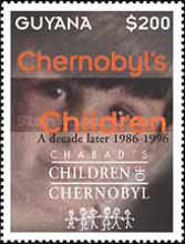 [The 10th Anniversary of Chernobyl Nuclear Disaster, Typ GDV]