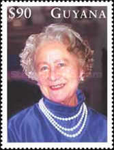 [The 98th Anniversary of the Birth of Queen Elizabeth the Queen Mother, 1900-2002, Typ GMB]