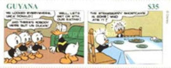 [The 50th Anniversary of Disney's Uncle Scrooge Character, Typ GNW]