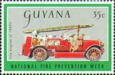 [National Fire Prevention Week, Typ GW]