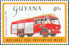 [National Fire Prevention Week, Typ GX]