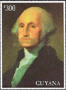 [Faces of the Millennium - George Washington, Typ HMD]