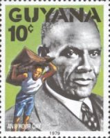[The 60th Anniversary of Guyana Labour Union, Typ IN]