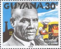 [The 60th Anniversary of Guyana Labour Union, Typ IO]