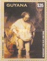 [The 400th Anniversary of the Birth of Rembrandt, 1606-1669, Typ IOG]