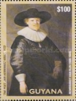 [The 400th Anniversary of the Birth of Rembrandt, 1606-1669, Typ IOI]