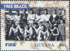 [The 100th Anniversary of FIFA, Federation Internationale de Football Association - World Cup Winning Teams, Typ IOY]